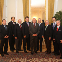 BBG Members Meet With Top Czech Officials