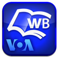 VOA Rolls Out Learning English Wordbook App
