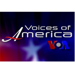 VOA's Newest Show: Voices of America