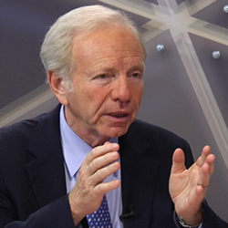 """Prospect of U.S. Military Action """"High"""" If Iran Doesn't Alter Nuclear Program, Lieberman Tells RFE/RL"""
