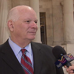 Alhurra Interviews Sen. Ben Cardin on Egypt and Syria