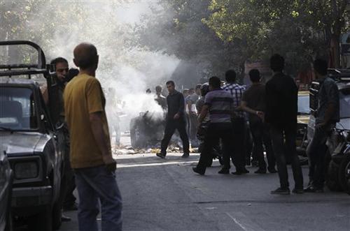 Iranian Jamming Disrupts U.S. International Broadcasting Across Several Continents