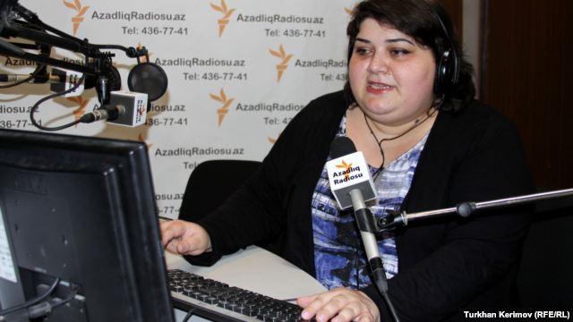 "Azerbaijani Prosecutors Pursue ""Absurd"" Allegations Against Ismayilova"