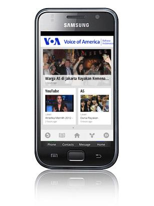 BBG Content on Google Currents Mobile Platform in 40 Languages