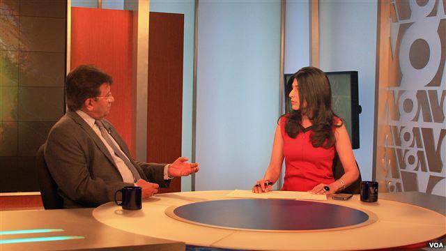 VOA Interviews Former Pakistani President Pervez Musharraf