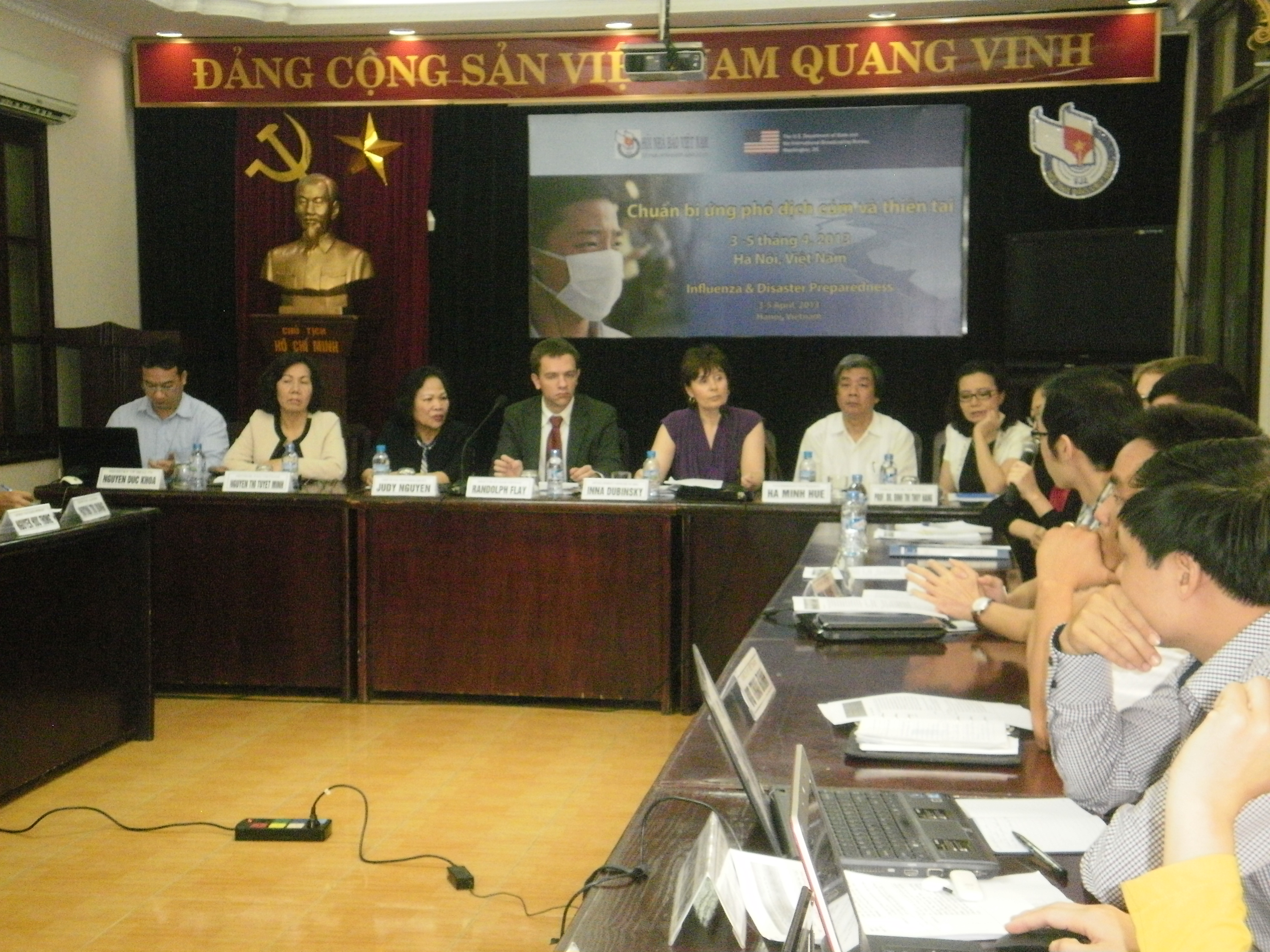 BBG provides bird flu reporting workshops