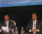 Somali President Appears at VOA Event