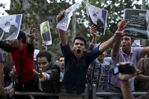 Despite Threats, BBG Provides Special Programming Ahead of Iranian Election