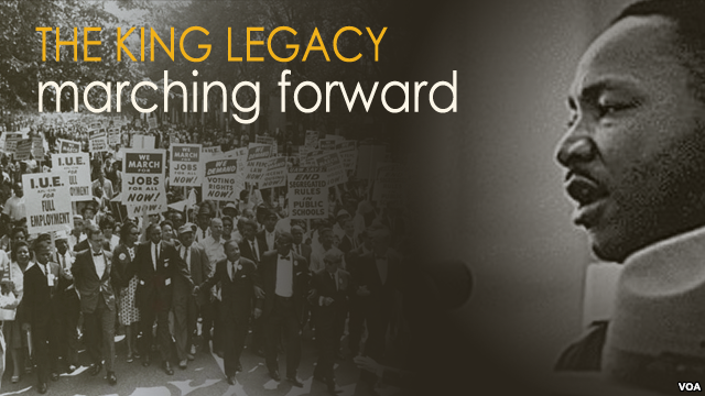 VOA TV Special: 'The King Legacy, Marching Forward'