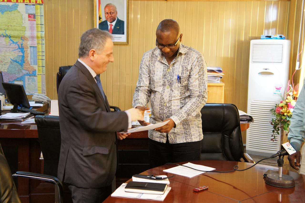 BBG Partners with Ghana Broadcasting Corporation