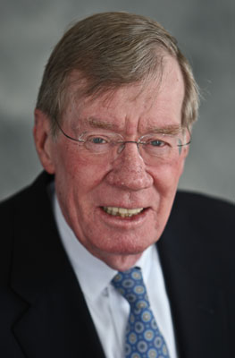 BBG Marks the Loss of David Burke, the Board's First Chairman