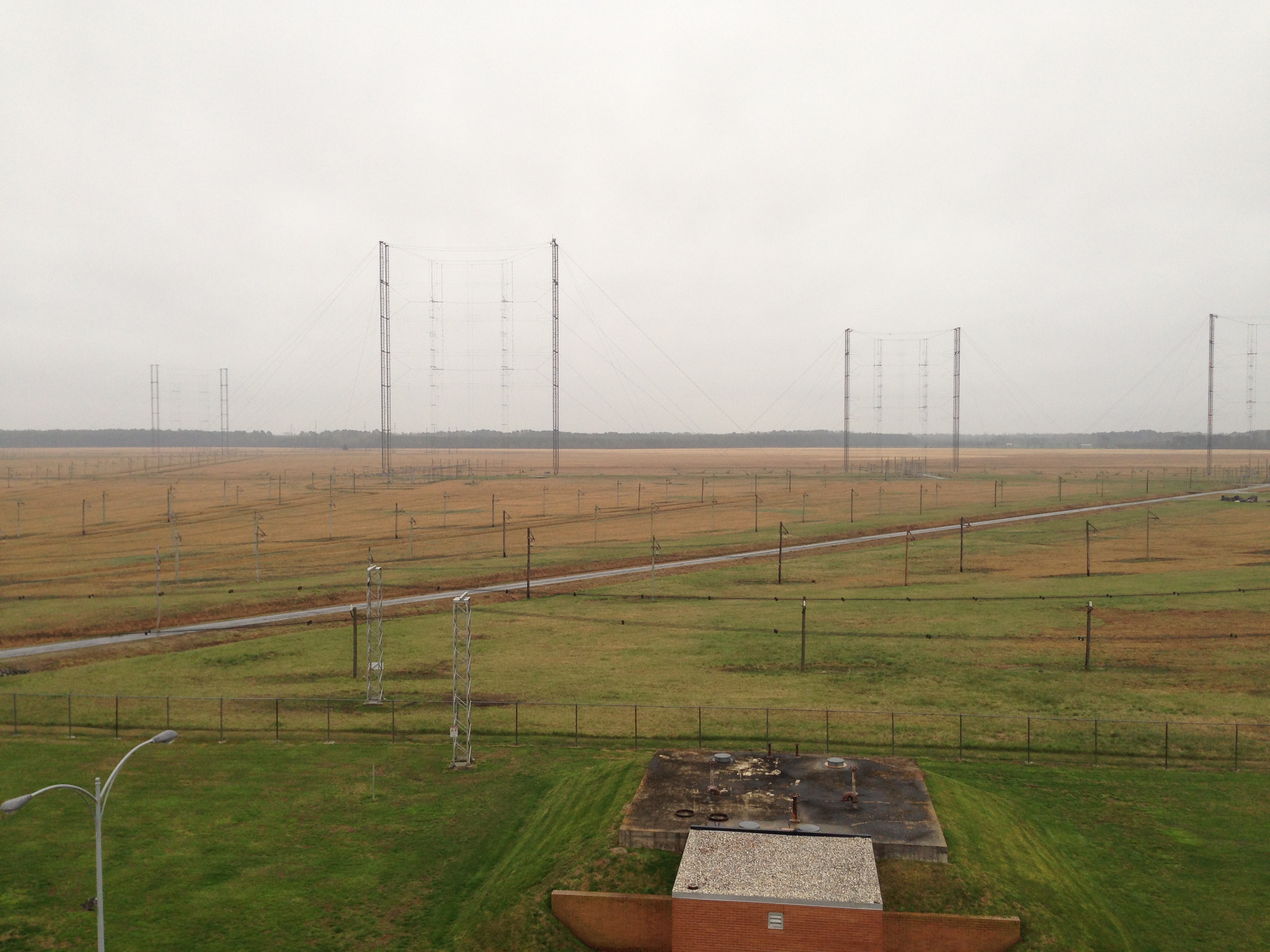 BBG Governor Matt Armstrong Visits Edward R. Murrow Transmitting Station