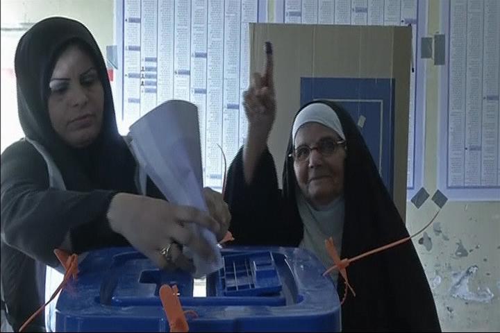 Alhurra and Radio Sawa Bring the Iraqi Election to Millions of Iraqis