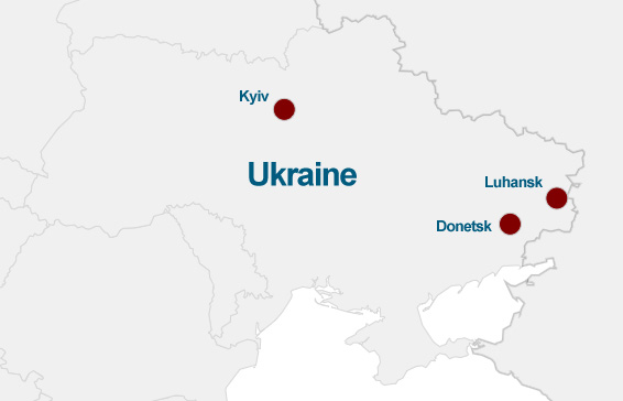 RFE/RL and VOA Affiliate Stations Forced Off the Air in Ukraine