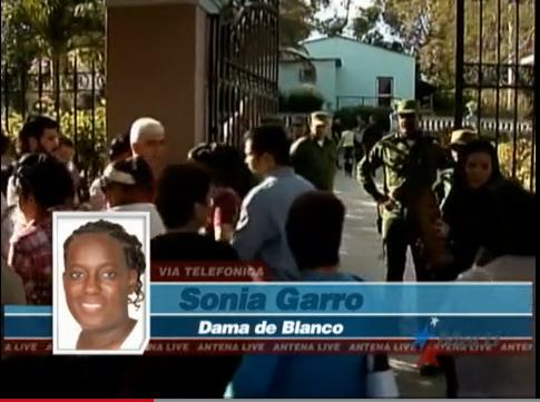 Martí Exclusive with Imprisoned Cuban Activist