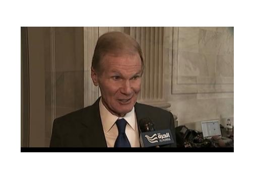 Senator Nelson Speaks With Alhurra TV About ISIS