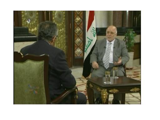 Alhurra-Iraq Interviews Iraq's New Prime Minister