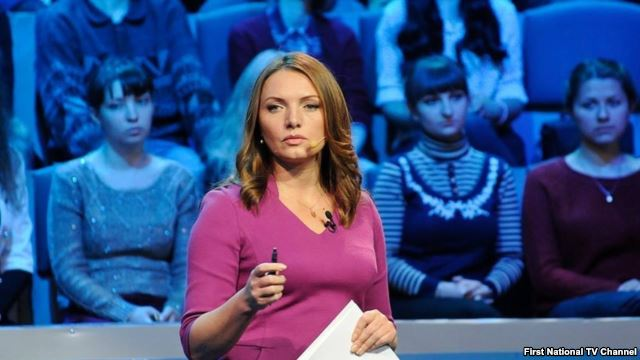 VOA Journalist Wins Praise for Her Role in Ukraine Election Debates