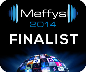 VOA App Named Finalist for Meffy Award