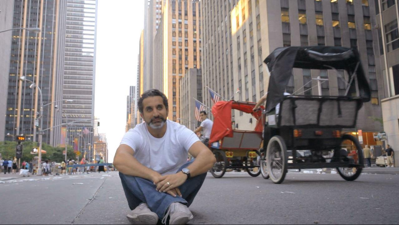 Bassem Youssef's America Bel Araby Highlights Arabs in America on Alhurra TV