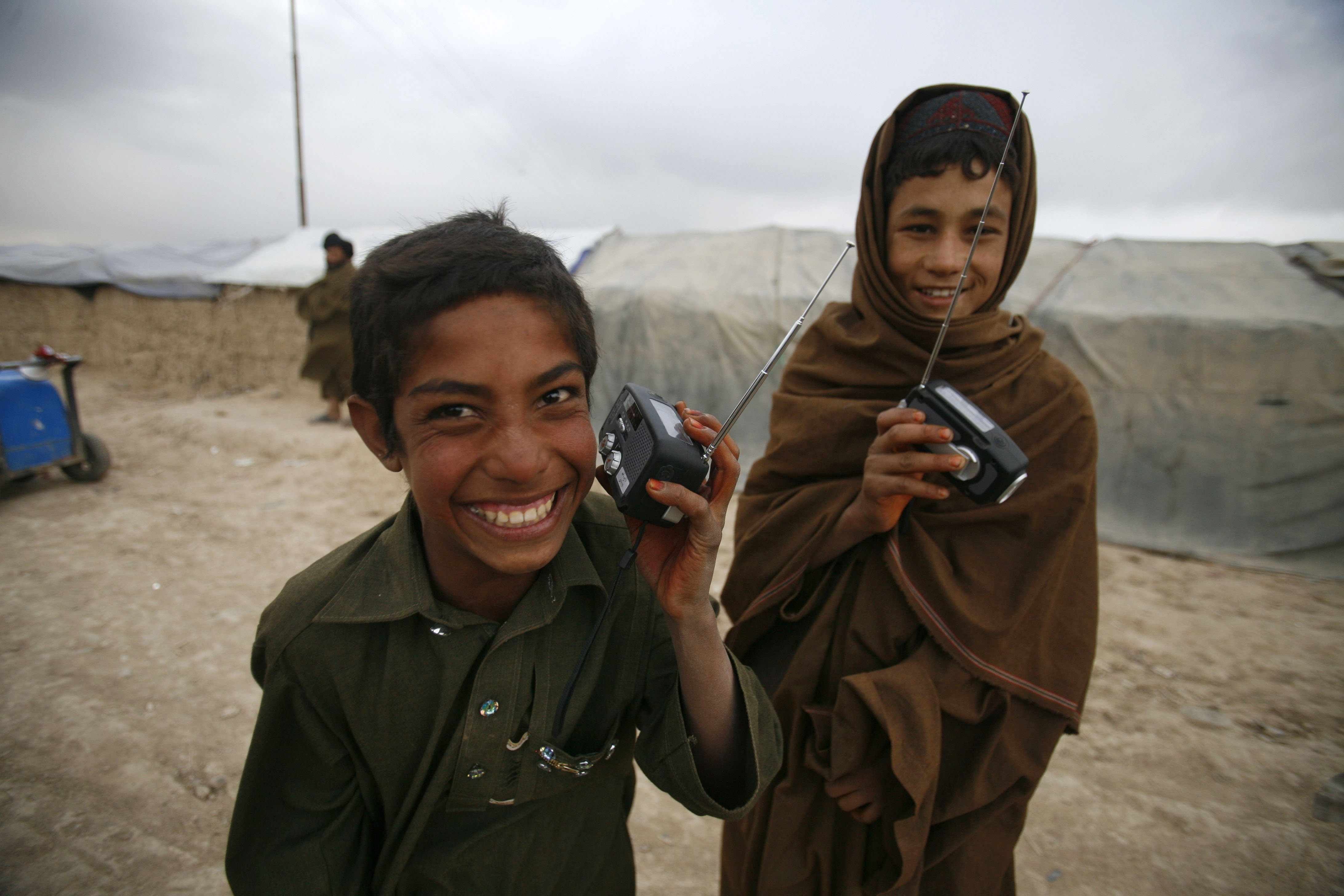 TV Use Overtakes Radio in Afghanistan