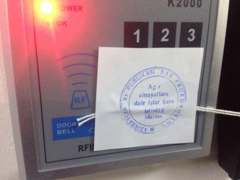 BBG Condemns Raid of RFE/RL Baku Office