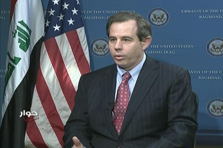U.S. Ambassador to Iraq Talks to Alhurra-Iraq About Fight Against ISIL