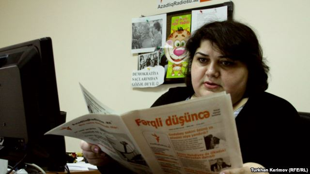 Prominent Azerbaijani Journalist Sent To Two-Month Pretrial Detention