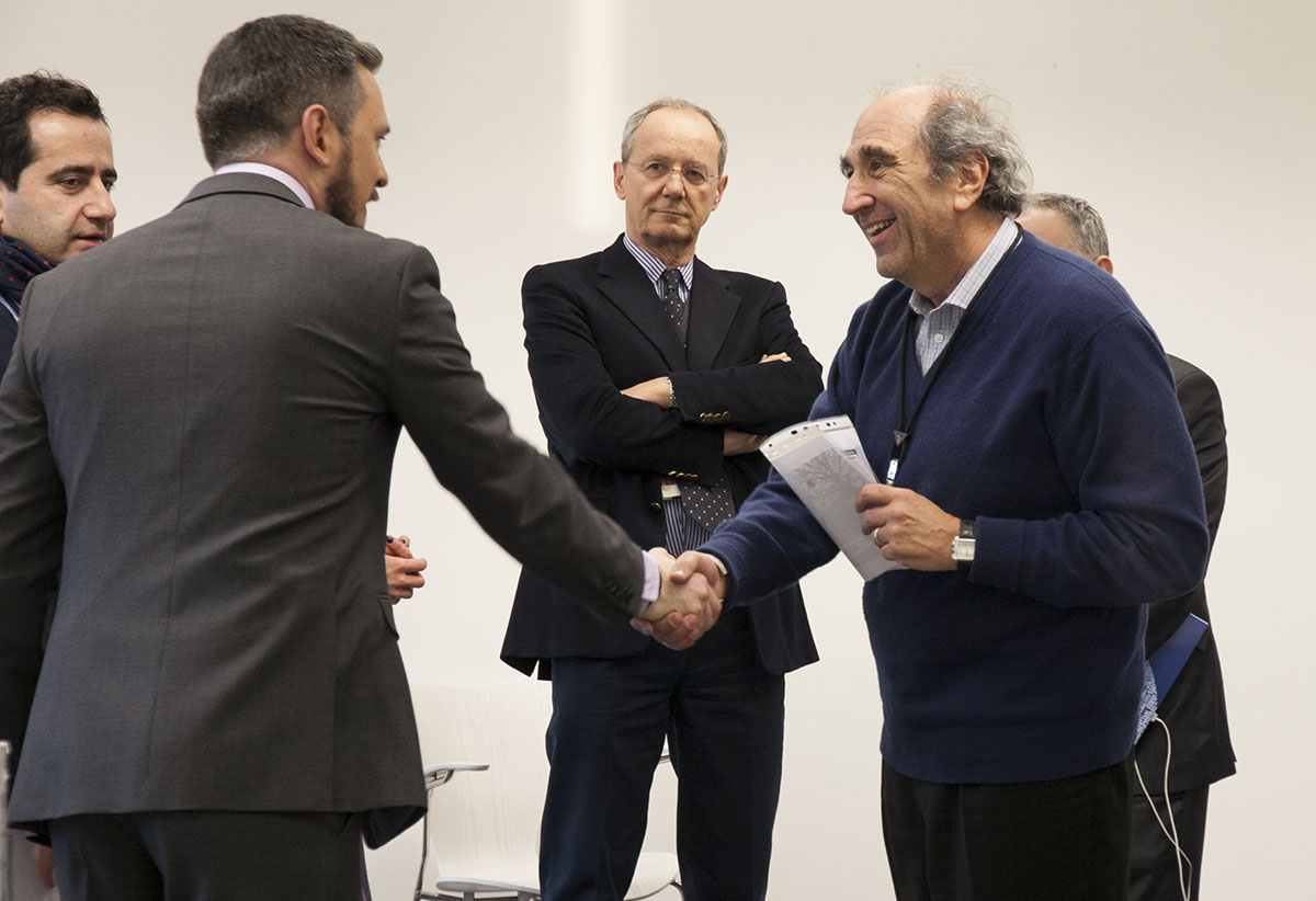 Andrew Lack and Governor Weinstein visit BBG Networks in Prague and Kyiv