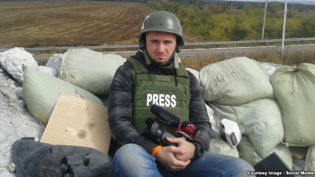 "Oleksandr Kryvenko Award for ""Progress in Journalism"""