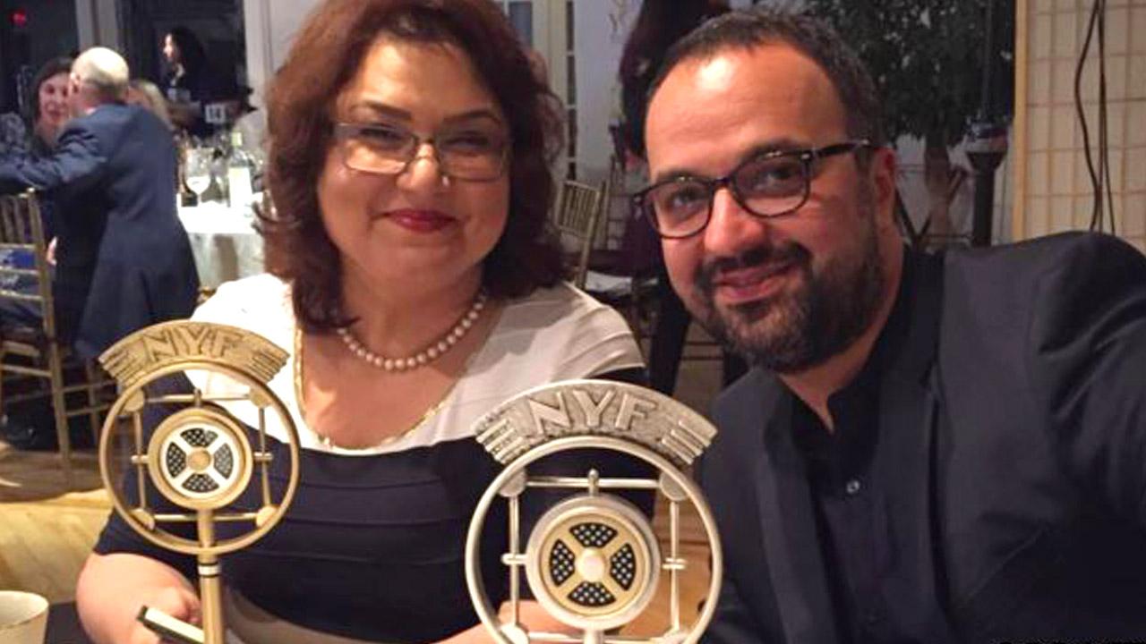 Radio Farda wins gold, silver at New York Festivals