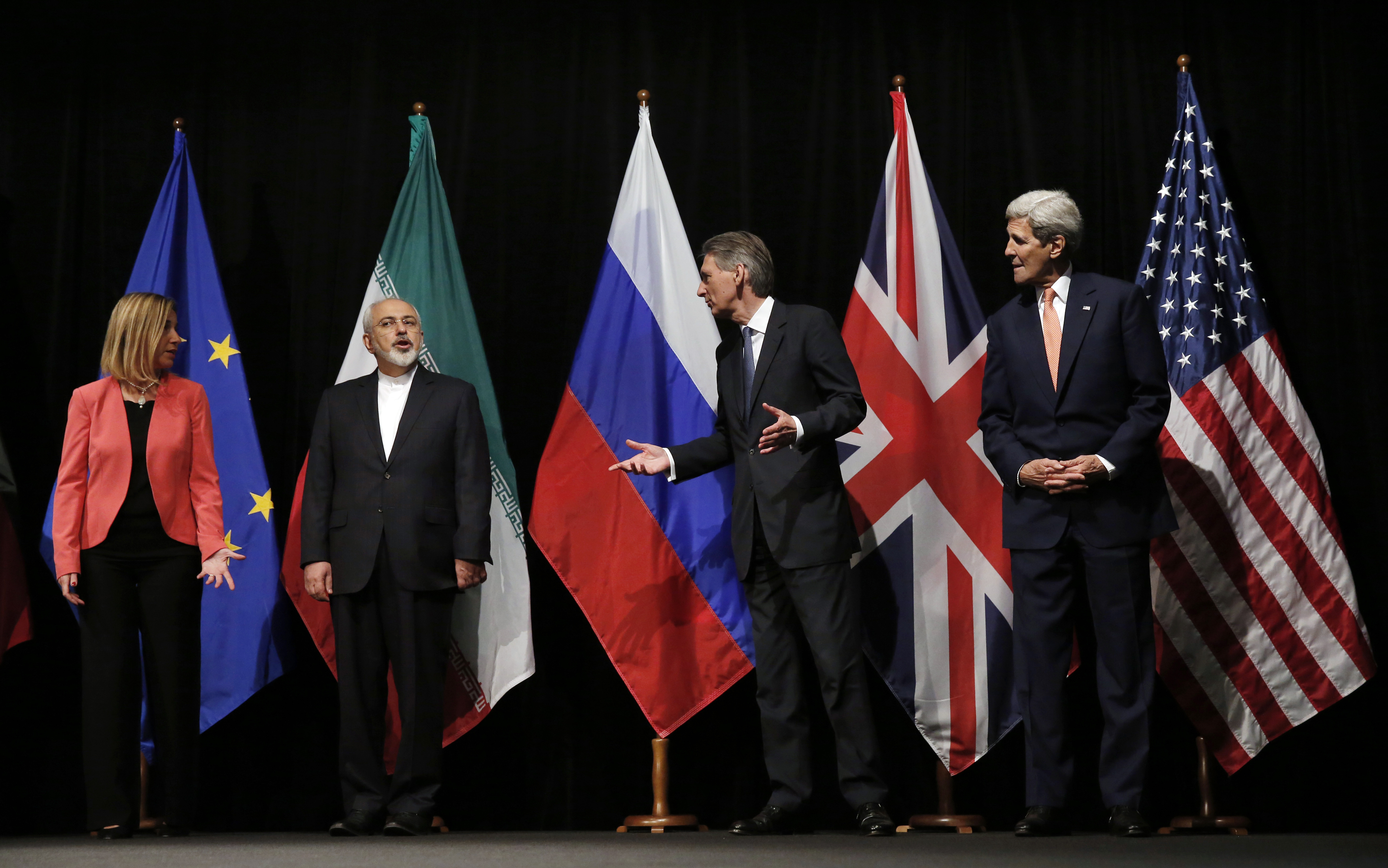 BBG networks provide unparalleled coverage of Iran agreement