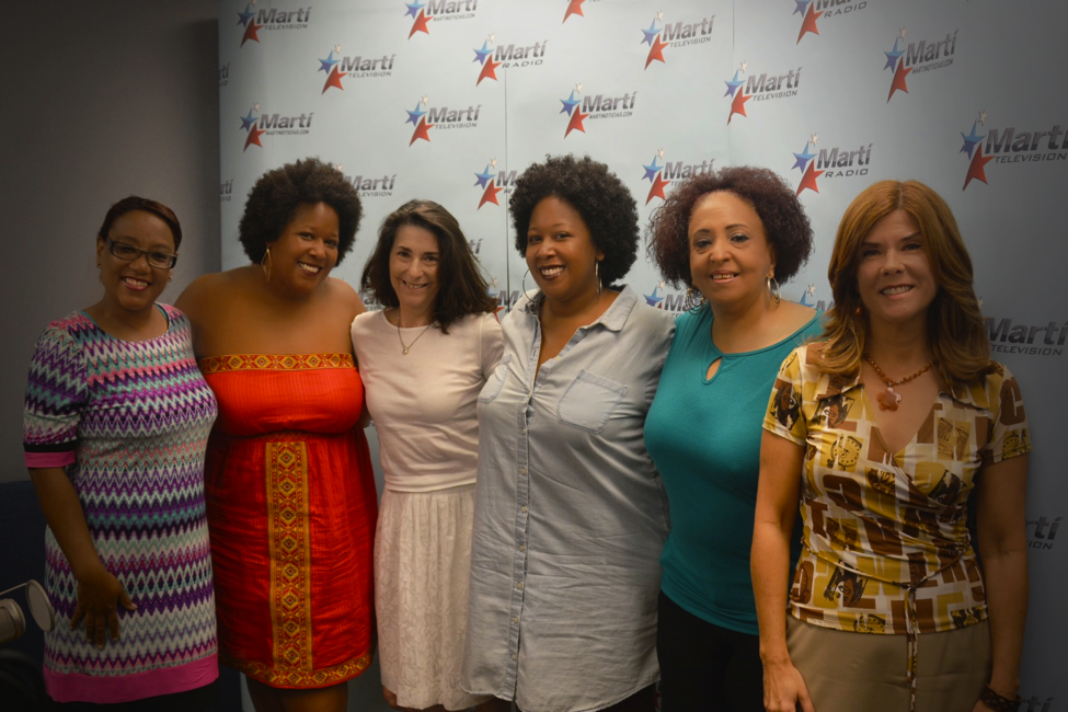 Afro-Cuban twin sisters talk race and gender relations on Radio Martí