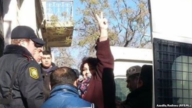 In blow to independent media, Azerbaijan sentences Ismayilova to 7½ years