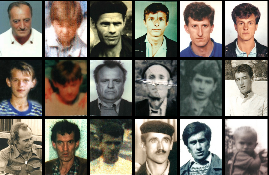 """The Faces of Srebrenica"" shortlisted at Lovie Awards"