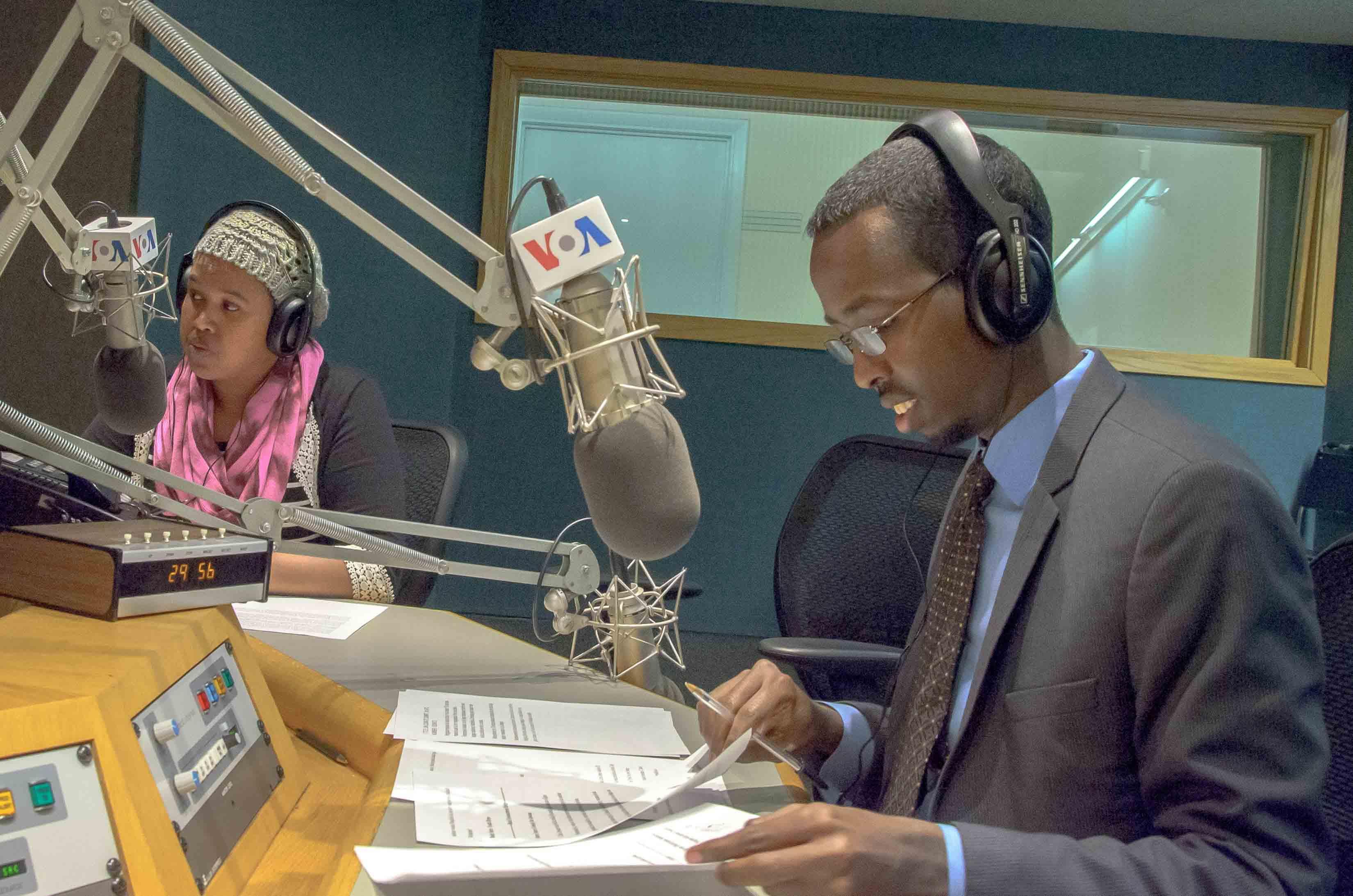 New VOA radio program for Somali youth