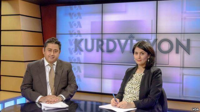 VOA Kurdish launches new TV program