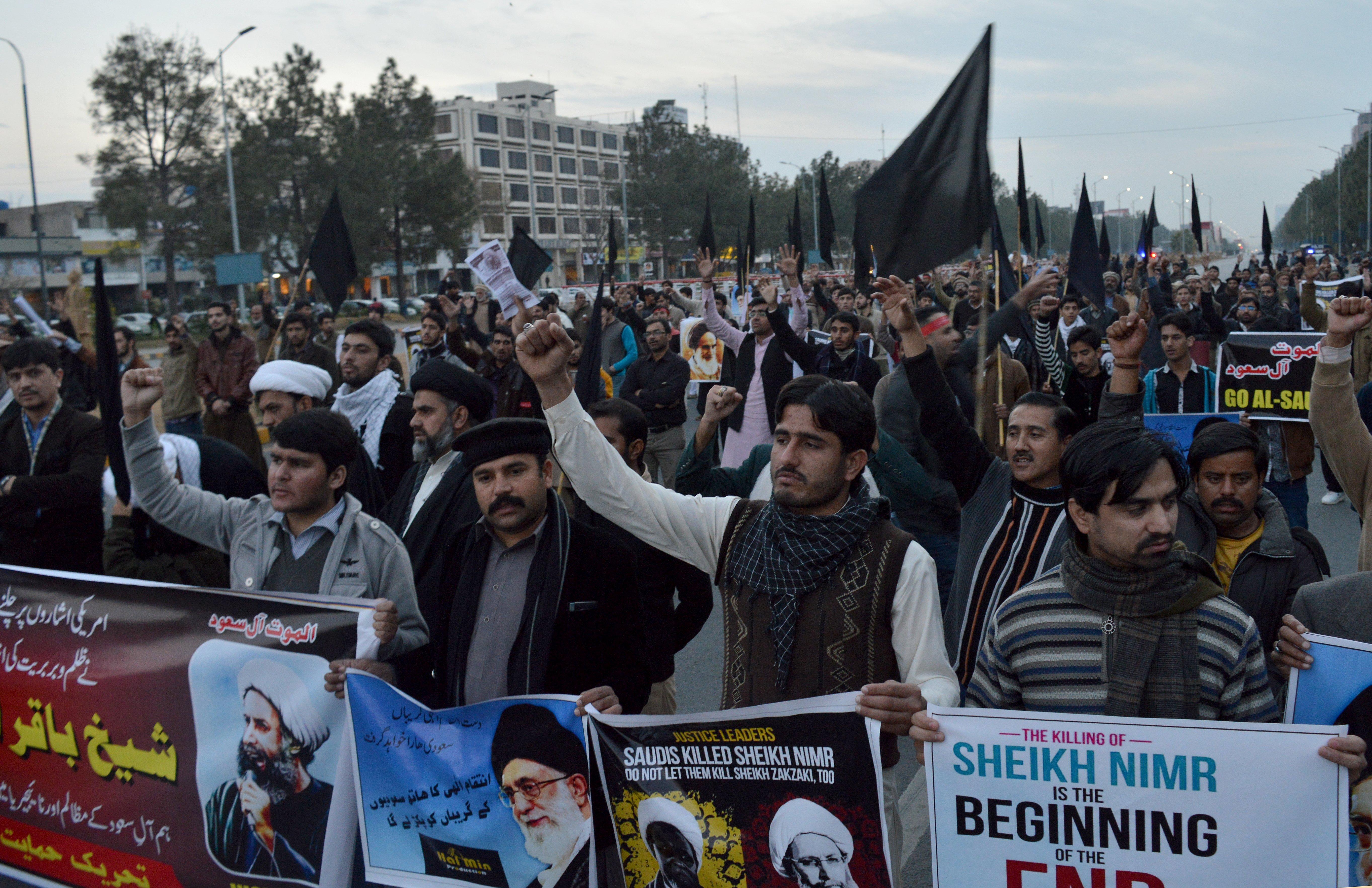 BBG networks provide critical information on Iranian-Saudi crisis