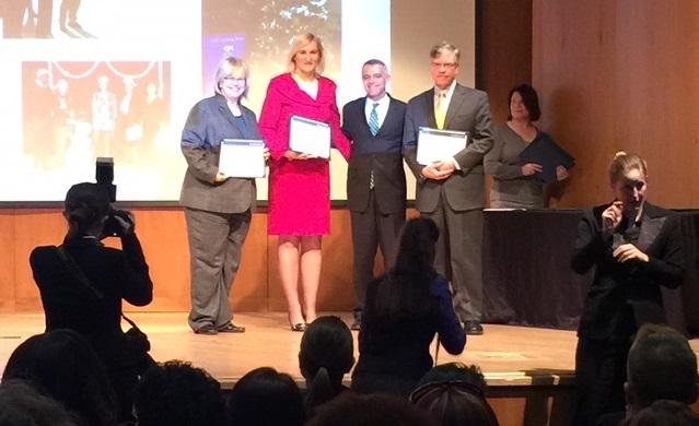 BBG wins three CFC awards