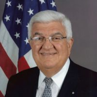 Photo of BBG Governor Tom C. Korologos
