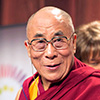 His Holiness the 14<sup>th</sup> Dalai Lama image