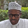 Nigerian President Muhammadu Buhari image