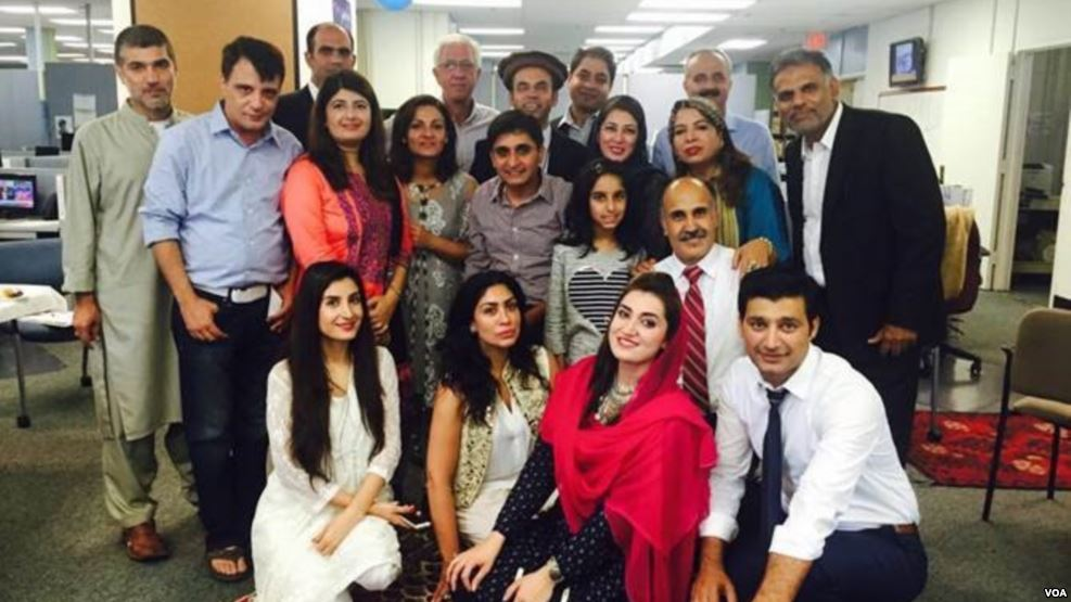 VOA Deewa marks 10 years on the air