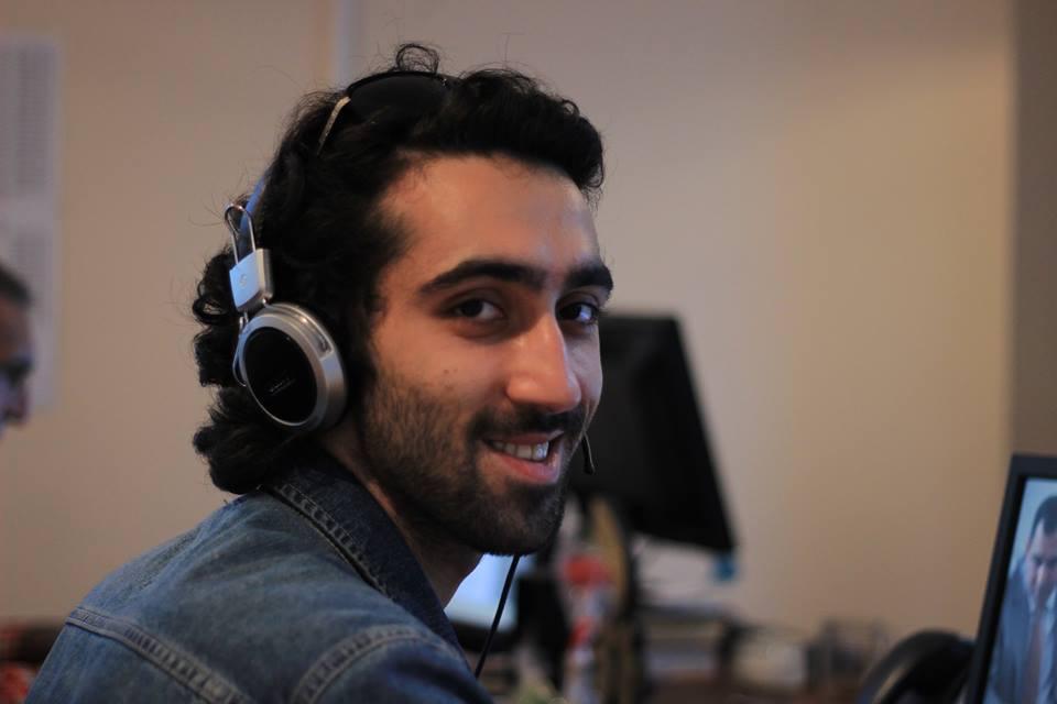 Baku-based video reporter detained