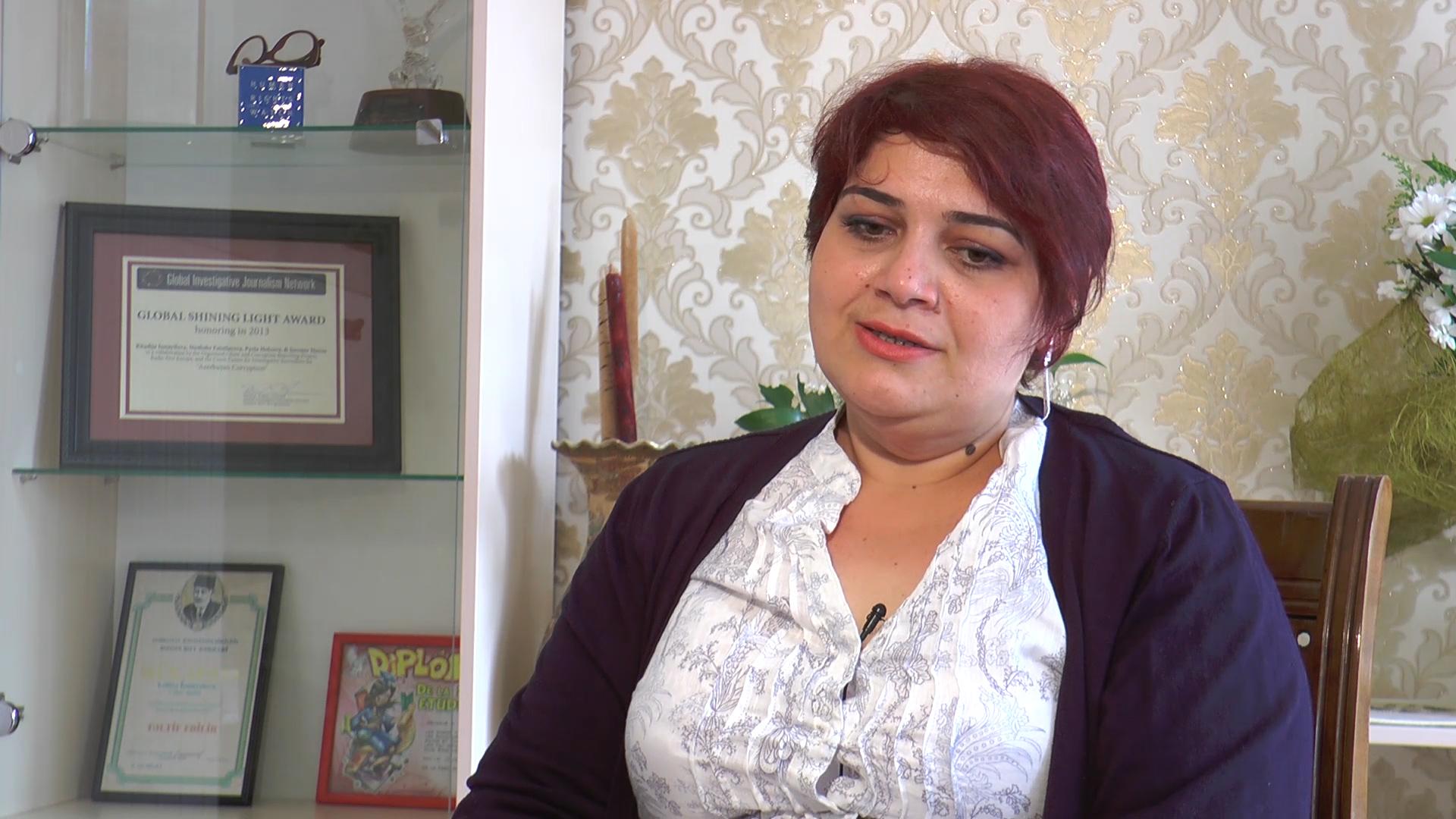 Ismayilova addresses repression, Russian media influence at Capitol Hill Azerbaijan hearing