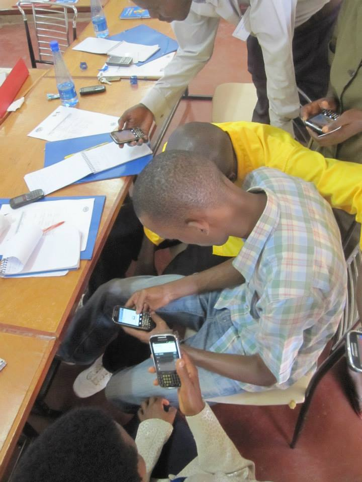 Citizen Journalism Training