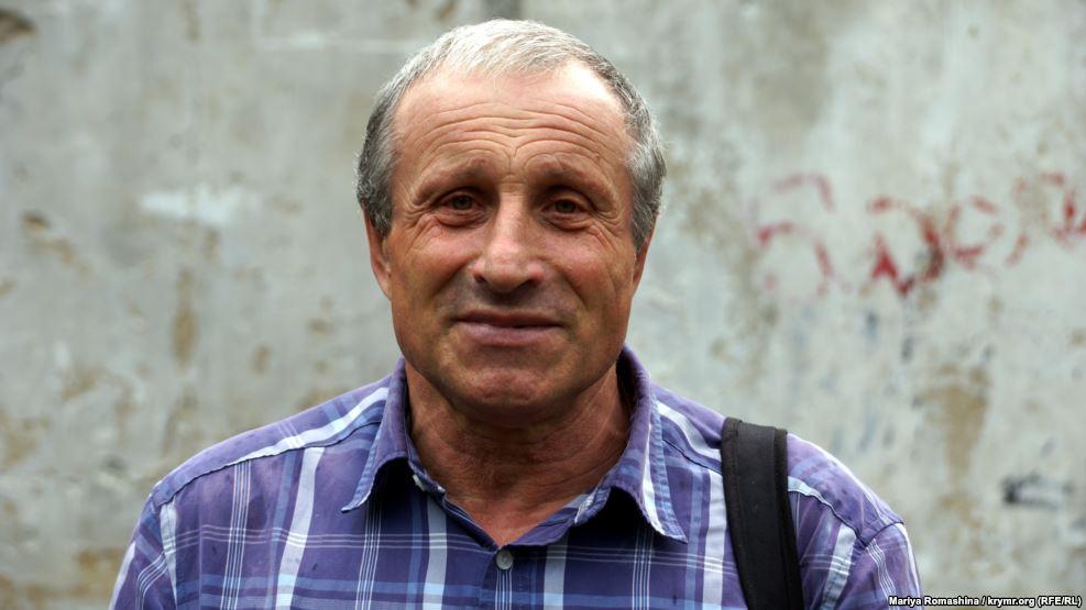 Mykola Semena receives Igor Lyubchenko Press Freedom Award