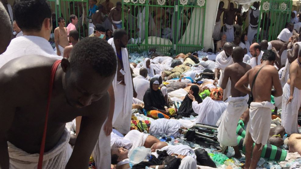 VOA report on stampede in Mecca spurs government action