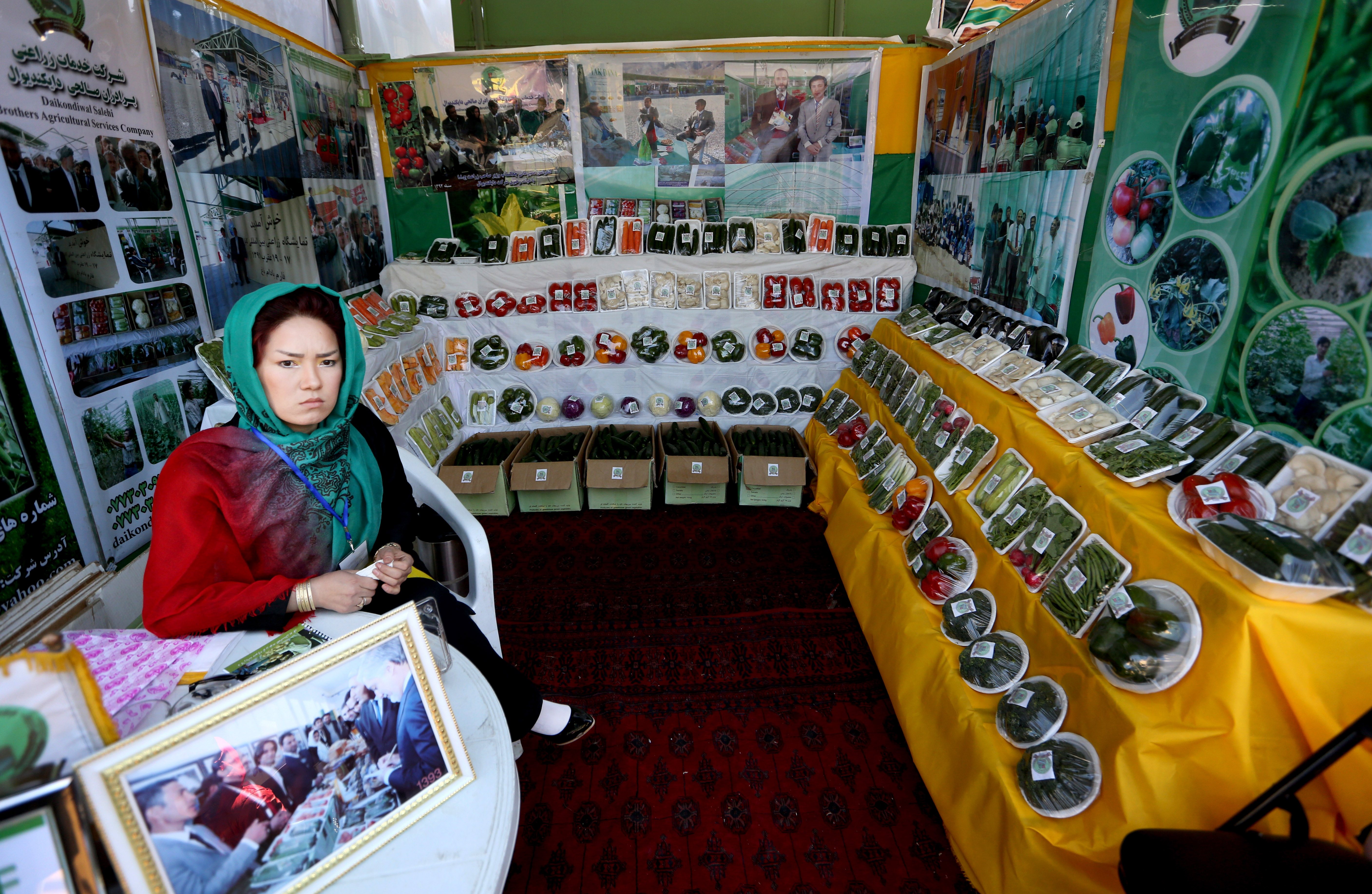 VOA Afghan radio show helps women obtain business loans