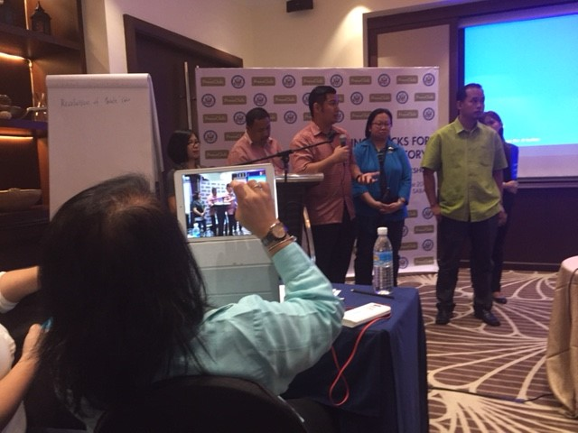 Journalism Workshops in Malaysia